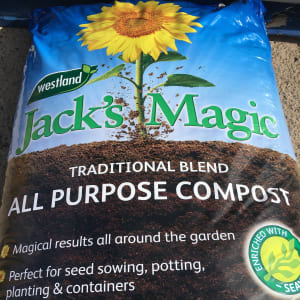 Compost - Jack's Magic All purpose compost 60 ltr
