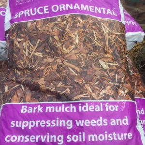 Compost - Melcourt Spruce Ornamental Bark