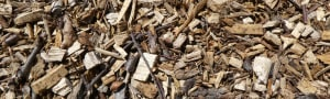 Compost - small wood chippings