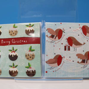 Square Charity Christmas Cards