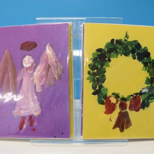 Charity Christmas Cards Large