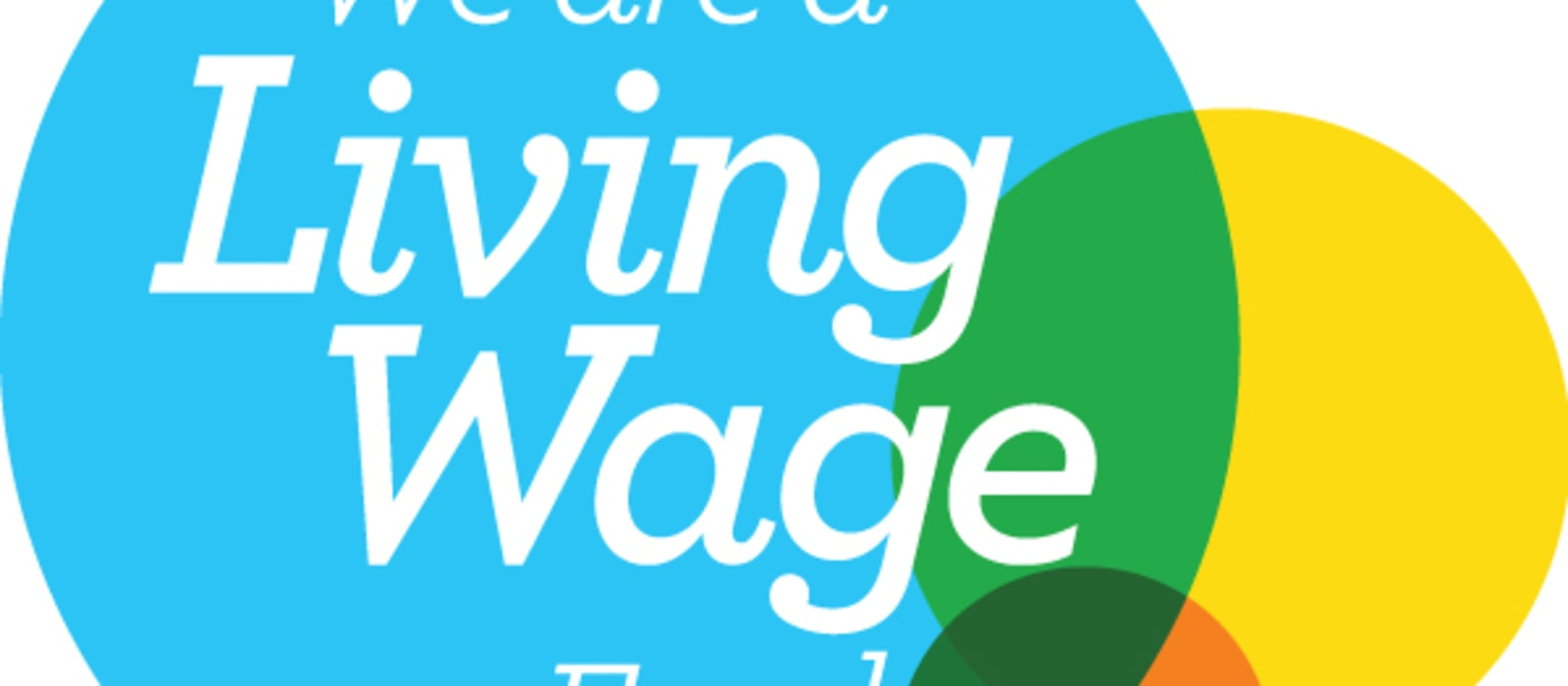 We are proud to be part of the Living Wage Foundation